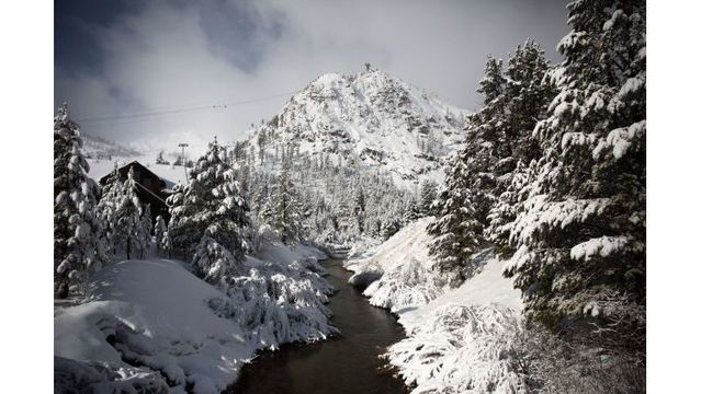 Missing snowboarder found dead at Squaw Valley in the Sierra