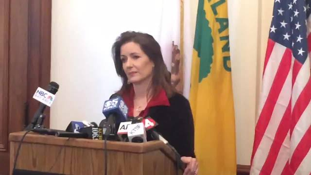 DOJ sends letter to Oakland Mayor Libby Schaaf for non-compliance with immigration authorities