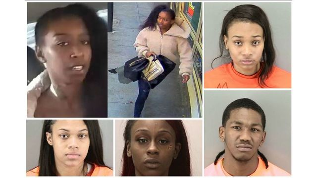 Image result for Arrests made after mob steals $48K of handbags in San Francisco