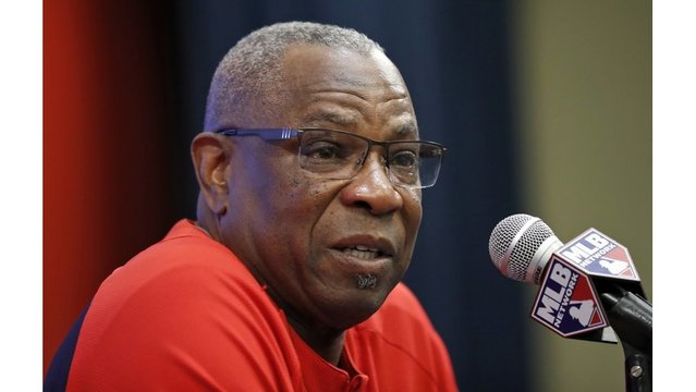 Dusty Baker returns to the San Francisco Giants as a special adviser
