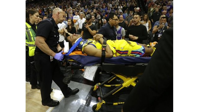 MRI shows McCaw is 'structurally sound' after scary fall