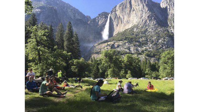 Yosemite Valley to Close to Visitors Friday as Powerful Storm Moves In