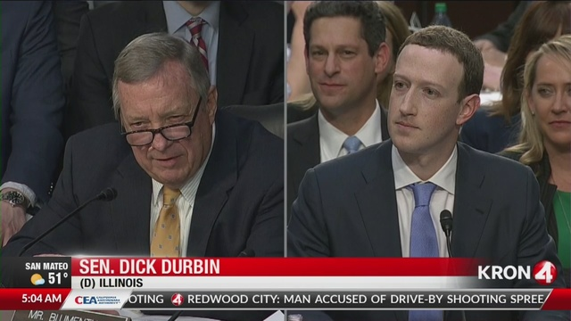 Zuckerberg faces 'Grandpa' questions from lawmakers