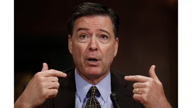 Comey: Possible that Russians have leverage over Trump