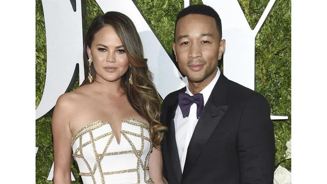 Chrissy Teigen, John Legend celebrate Trump's birthday with $288K donation to ACLU