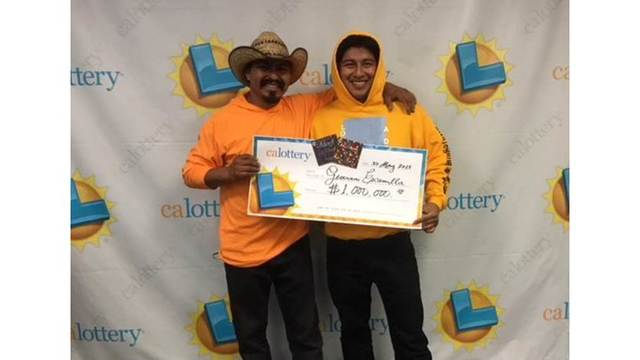 College student wins $1M lottery prize in South Bay